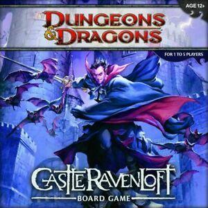 D&D Castle Ravenloft Board Game WOC 207790000 Dungeons & Dragons