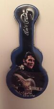 ELVIS PRESLEY CANDY MINT COLLECTIBLE GUITAR TIN Sealed w/ New Hologram Licensed