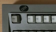 IBM Model M SSK Replacement Black Industrial Badge