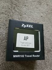ZyXEL MWR102 150 Mbps 2-Port 10/100 Wireless N Router