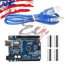 UNO R3 ATmega328P CH340 Type B USB Board for Compatible Arduino DIY WP
