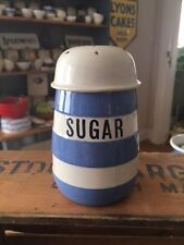 Vintage TG Green Cornishware Sugar Sifter / Shaker – Kitchenalia! –