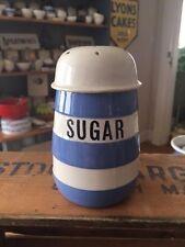 Vintage TG Green Cornishware Sugar Sifter / Shaker – Kitchenalia! –