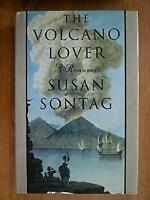 The Volcano Lover Hardcover Susan Sontag