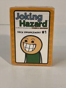 Genuine New Copy - Joking Hazard: Deck Enhancement #1