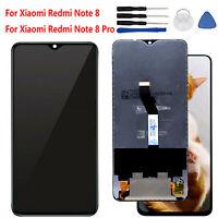 Para Xiaomi Redmi Note 8 / 8 Pro Pantalla LCD Táctil Screen Digitizador + Tools