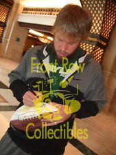 Nick Florence Signed Baylor Bears Logo Football w/ Exact PROOF Autograph Sic Em