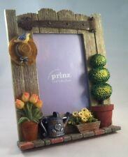 "Very Elegant 3D Vignette Views PIcture Frame 4""x6"" New In Box. Prinz"