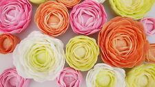 FMM la más fácil Ranunculus nunca Flor para Decoración de Pasteles Pasta Glaseado Cortador Set