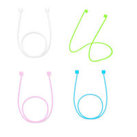 Luminous Anti-Lost Earbuds Cable Cord Strap Loop for Apple Airpods BEST