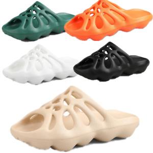 Kanye Men Women Summer Beach Shoes Foam Runner Anti Slippery Sandals Casual