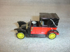 Old Vtg 1907 Rami Taxi De La Marne Renault Toy Diecast Car Made In France