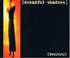 Dreadful Shadows - Futility - CD MAXI - Project Pitchfork Remix