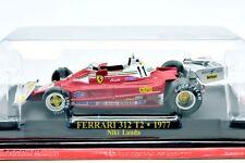 FERRARI FORMULA 1 UNO 1:43 312 T2 MODELLINO AUTO CAR MODEL DIECAST IXO ALTAYA
