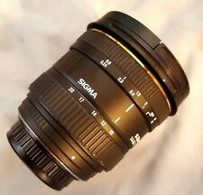 SIGMA 10-20mm 1:4-5.6  DC lens used, for a Pentax camera