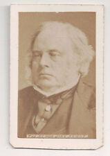 Vintage CDV John Bright Quaker, British Radical and Liberal statesman
