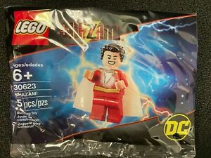 NEW Lego DC Super Heroes Shazam 5 Pieces Minifigure 30623, Legoland Coupon