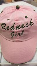 JEFF FOXWORTHY REDNECK GIRL Pink Cap