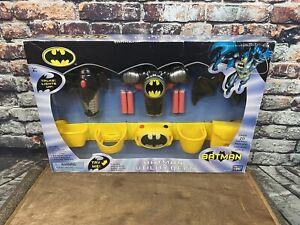 Batman Utility Belt I'm A Thinking Toy Talks Lights Up! Thinkway Toys