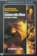 CINDERELLA MAN (DE L'OMBRE A LA LUMIERE)  - DVD