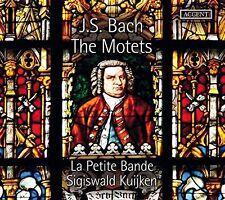 La Petite Bande - JS Bach Motets BWV225230 [CD]