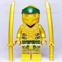 New Ninjago LEGO® Lloyd Legacy Golden Ninja Minifigure from set 70666 Genuine