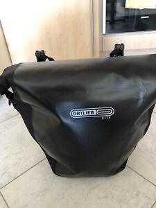 Ortlieb Roller City Waterproof Single Pannier 20 Litre Black (New)