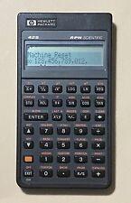 Vintage Hp 42S Rpn Scientific Calculator
