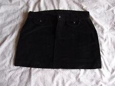 Jupe velours noir GapKids - 13 ans Regular