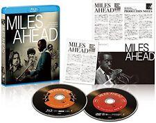 MILES AHEAD / Miles Davies 5 Years of Blank Blu-ray & DVD Combo 2 Discs[Blu-ray]