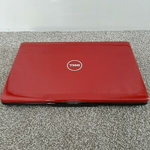 """Dell Inspiron 1545 15.6"""" Laptop Red - Windows 10"""