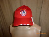 "FC Bayern München Original Adidas Basecap,Cap ""FC Bayern Wappen"" NEU"