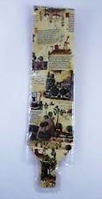 Silk Necktie Alynn Neckwear Ancient Art Of Italy Trionfi Earth Tones USA NWT