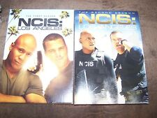 NCIS Los Angeles Season 1 & 2 in EXCELLENT Shape 12 discs