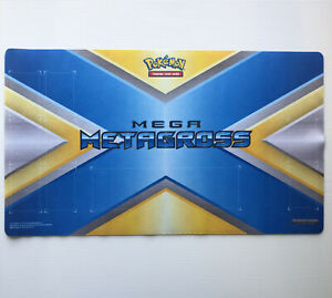 Mega Metagross EX Premium Collection Playmat Pokemon Trading Card Game Play Mat