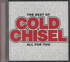 COLD CHISEL The Best Of - All For You | CD Neuware sealed 20 Tracks JIMMY BARNES