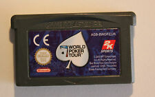World Poker Tour (Nintendo Game Boy Advance, 2006)