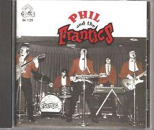 "Arizona Garage ""PHIL AND THE FRANTICS"" OOP CD 16 tracks Vox Organ Sound Sealed!!"