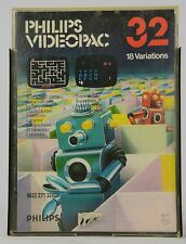 Philips Videopac Game / jeu - N° 32 - A Labyrinth Game - Complete with Box