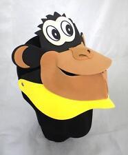 Monkey Animal Foam Kid Ball Party Fancy Dress Costumes Hat Cap Visor New