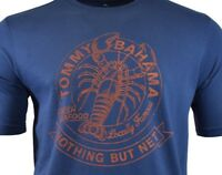 TOMMY BAHAMA Mens S Tee T Shirt Nothing But Net Short Sleeve 100% Cotton NEW