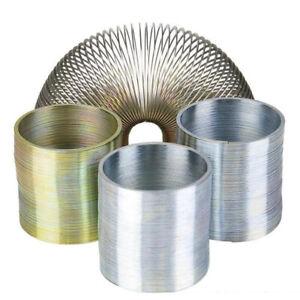 "Dozen 1"" Metal Coil Spring Favor Party Gift Bag Fillers Prize Prizes Assortment"