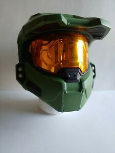 MICROSOFT 2020 Disguise MASTER CHIEF HELMET Life Size Wearable Helmet HALO
