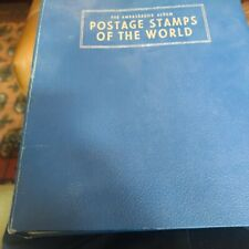 Important worldwide stamp collection in 1958 ambassador album. 1800s forward!