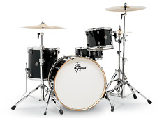 Gretsch Catalina Club Rock 4 Piece Drum Set - Piano Black