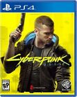 NEW Cyberpunk 2077 - Sony PlayStation 4 PS4 GAME STICKERS MAP POSTCARDS INCLUDED