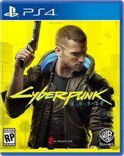 Brand New & Factory Sealed - Cyberpunk 2077 (Playstation - Ps4)