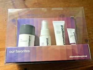 Dermalogica 'Our Favourite's' Gift Set RRP £40 new boxed great gift