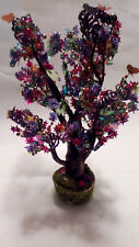 Large Copper Wire Bonsai Type Tree of Life Sculpture (Ships Same Day!)