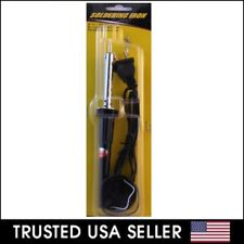 110V-120V 30w Soldering Iron Pencil Gun w/ 2 Soldering Wires & Stand Included